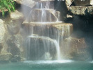 water falls & water features